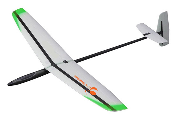 DLG-Sailplane HR · Long Shot 4 F3K CFK/AFK/GFK 1,49m-Blue-image