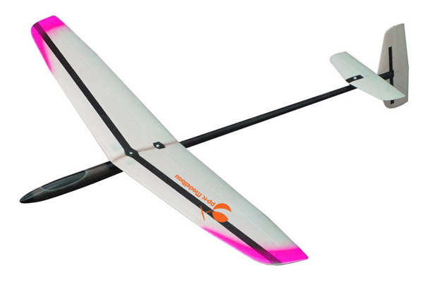 DLG-Sailplane HR · Long Shot 4 F3K CFK/AFK/GFK 1,49m-Green-image