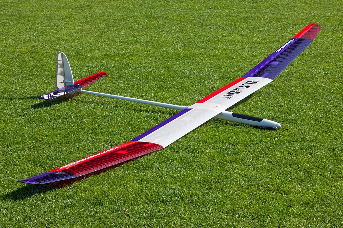 F5J performance electric glider TM Element 3,50m - Image 2