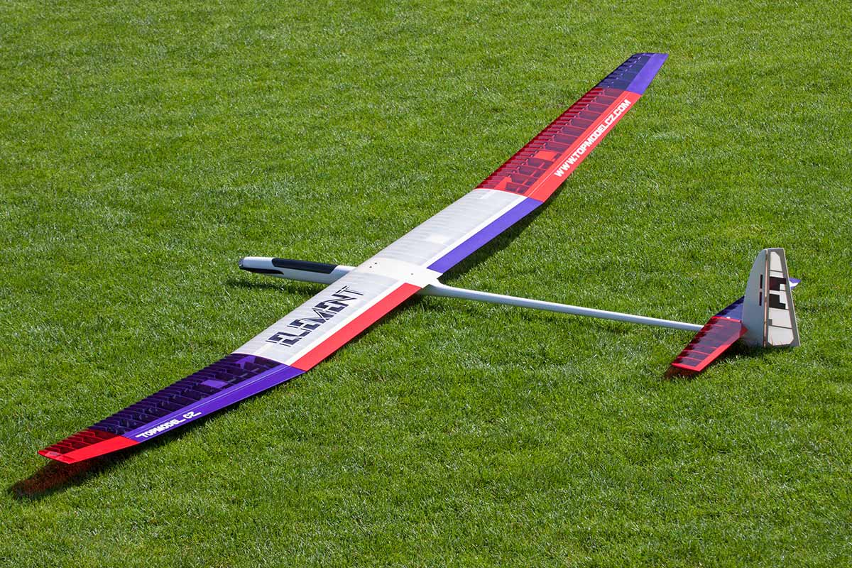 F5J performance electric glider TM Element 3,50m - Image 5