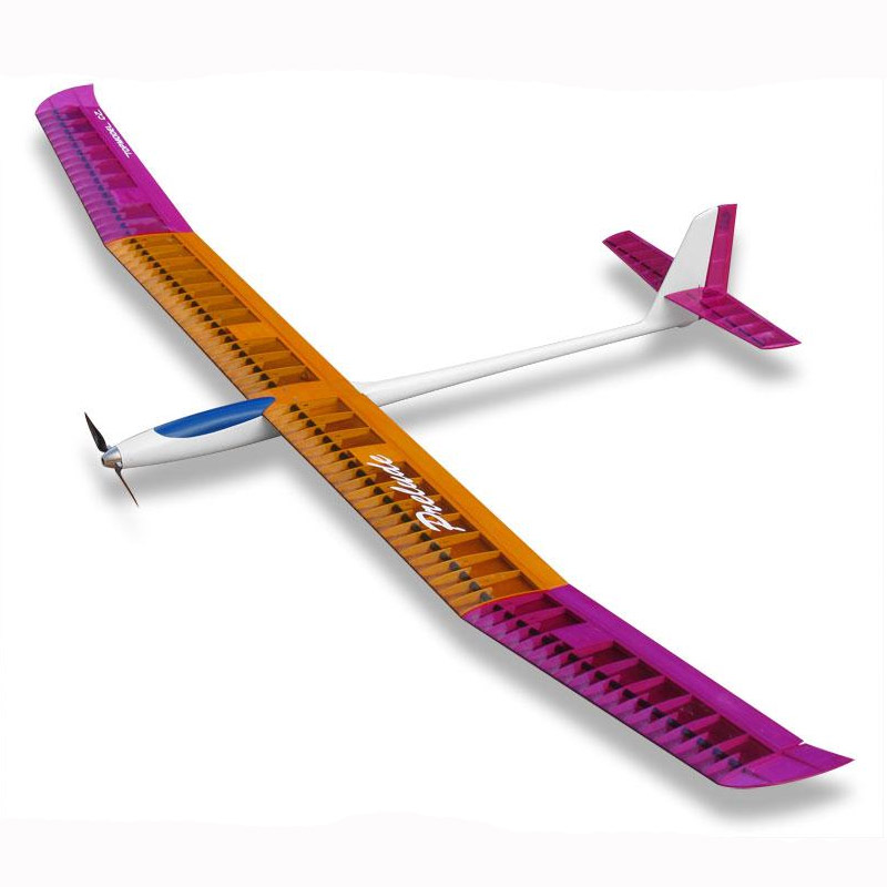 Performance electric sailplane with flaps TM Prelude 2,5m