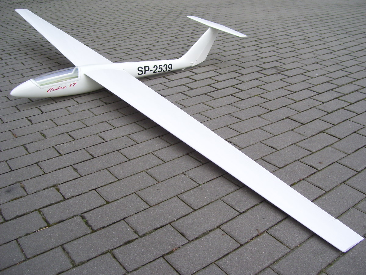 Sailplane model RM SZD-39 Cobra 17 ARF 3,4m - Image 5