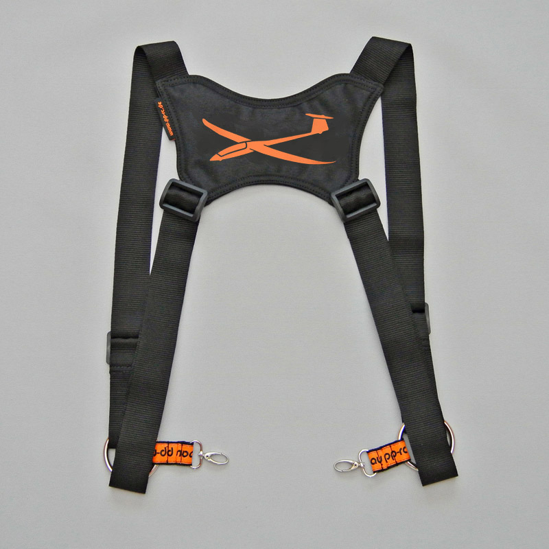Transmitter cross-over strap with motive - Image 1